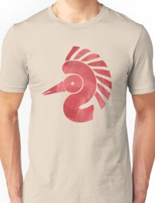 Symbolic bird Unisex T-Shirt