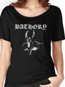 Bathory T-Shirt Women's Relaxed Fit T-Shirt