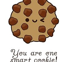 You are one smart cookie! by garigots