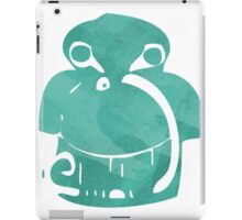 Symbolic hunt iPad Case/Skin