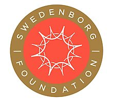 "Swedenborg Foundation ""Crest"" Logo Photographic Print"