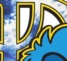 University Of Delaware Tie Dye Sticker