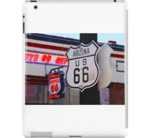 """""""Get Your Kicks on Route 66""""  iPad Case/Skin"""