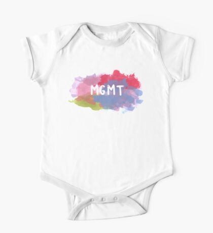 MGMT One Piece - Short Sleeve