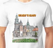 Cracow.World Youth Day in 2016. Unisex T-Shirt