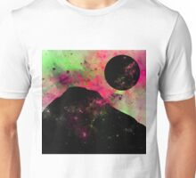 A World Of Colour - Abstract Space Scene Unisex T-Shirt