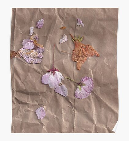 Dried Flowers - 1 Poster