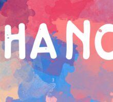 Chance Cloud Sticker