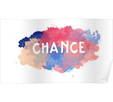 Chance Cloud Poster
