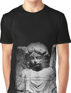 In heaven an angel is nobody in particular.... Graphic T-Shirt