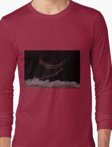 0078 - Brush and Ink - Vise Long Sleeve T-Shirt