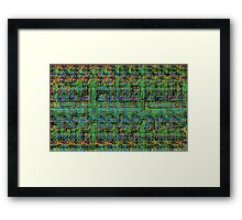 Adventures in Circuitry Framed Print