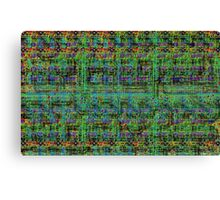 Adventures in Circuitry Canvas Print