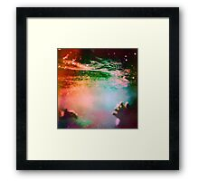 (New Beat_) Framed Print