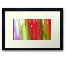 One Rainy Night Framed Print