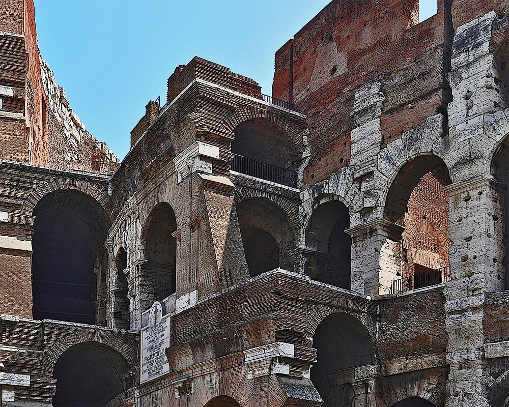 COLOSSEUM  by Thomas Barker-Detwiler