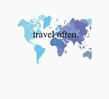 Travel Often Unisex T-Shirt