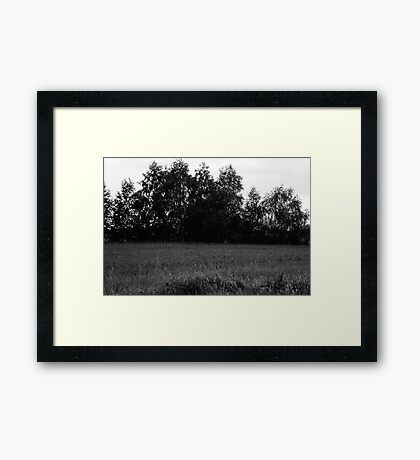 Nature is beautiful Framed Print