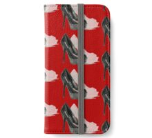 Red Heel Shoes iPhone Wallet/Case/Skin