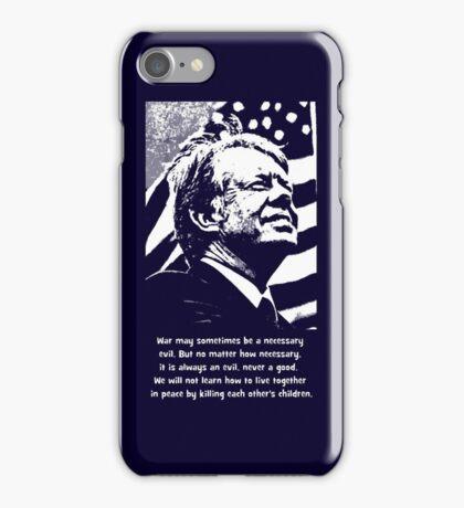 JIMMY CARTER-2 iPhone Case/Skin