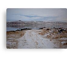 Iceland IX Canvas Print