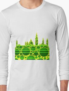 Venice cool skyline  Long Sleeve T-Shirt