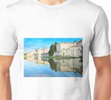 Reflections from a majestic Castle T-Shirt