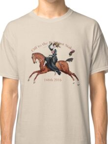 148th Belmont Stakes 2016 Horse Racing Classic T-Shirt