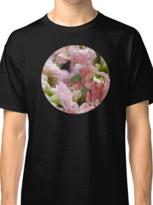 Tiny Pink Flowers Classic T-Shirt