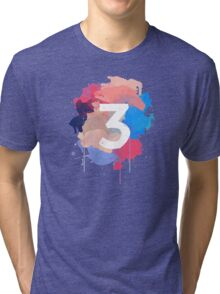 Coloring Book Tri-blend T-Shirt