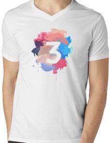 Coloring Book Mens V-Neck T-Shirt