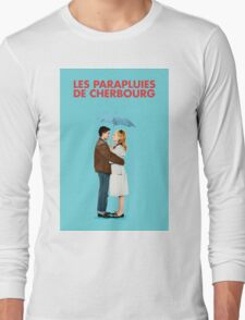 The Umbrellas of Cherbourg - Catherine Deneuve - Jacques Demy Long Sleeve T-Shirt