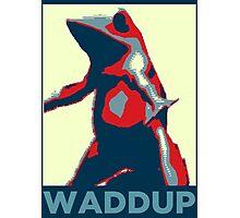 Boi : Waddup Photographic Print