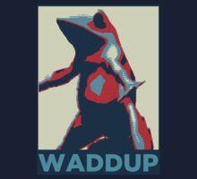 Boi : Waddup Kids Tee