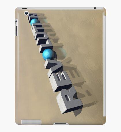 Revolution in 3D iPad Case/Skin