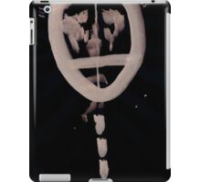 0076 - Brush and Ink - Lol iPad Case/Skin