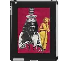She called him her sterling silver boy. . .  iPad Case/Skin