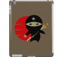 Ninja Star - Darker Version iPad Case/Skin