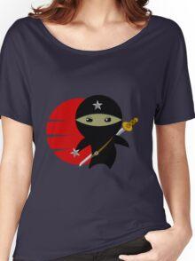 Ninja Star - Darker Version Women's Relaxed Fit T-Shirt