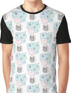 sweet cotton candy girl  Graphic T-Shirt
