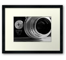 C-Four Framed Print