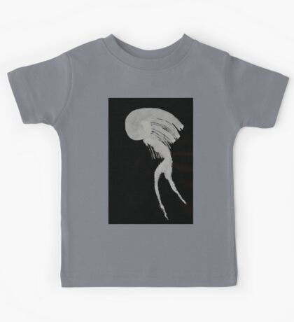 0056 - Brush and Ink - Matchstick Kids Tee