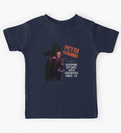 Peter Cushing Kids Tee