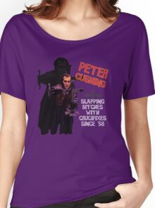 Peter Cushing Women's Relaxed Fit T-Shirt