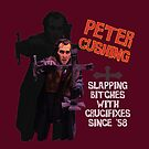 Peter Cushing by Riott Designs