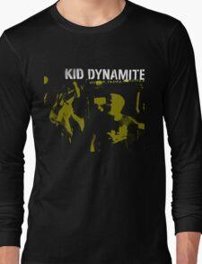 Kid Dynamite T-Shirt Long Sleeve T-Shirt
