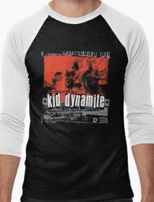 Kid Dynamite T-Shirt Men's Baseball ¾ T-Shirt