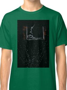 0069 - Brush and Ink - Outside Classic T-Shirt
