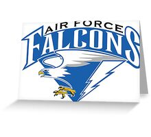 Air Force Academy - Falcons Greeting Card