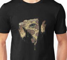 P1ZZA FACE Unisex T-Shirt
